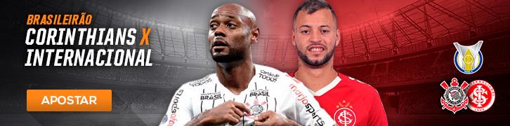 Corinthians x internacional