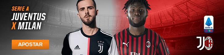 Juventus x Milan